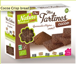 Tartines Natine