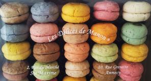 Macarons sans gluten